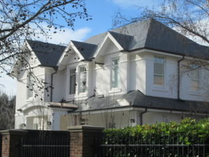 Slate Roofing Melbourne House